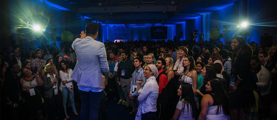 Młodzi ludzie zmieniają świat