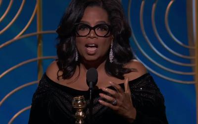Oprah Winfrey i Tajemnica Przemówienia Złotych Globów