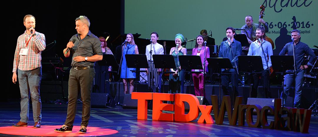 Dlaczego warto wziąć udział w TEDxie – 7 powodów