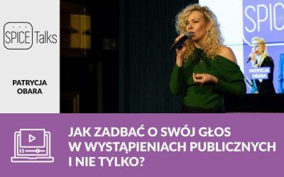 Jak zadbać o swój głos w wystąpieniach publicznych i nie tylko?